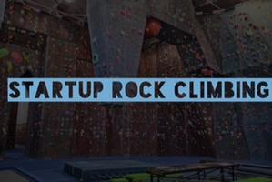 Startup Rock Climbing: April
