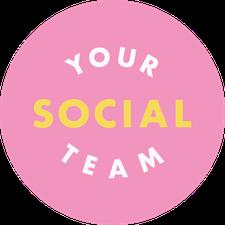 YOUR SOCIAL TEAM logo