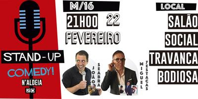 STAND UP COMDY N ALDEIA 2.0