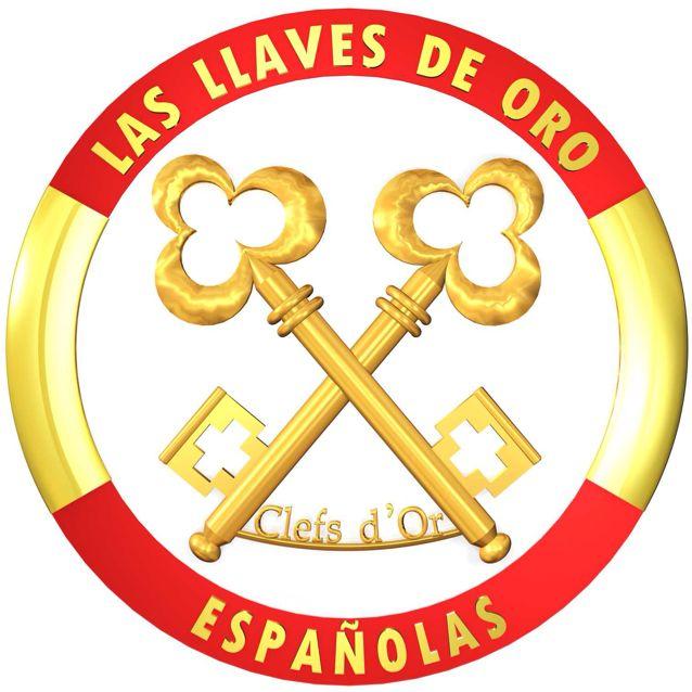 Llaves De Oro Españolas - Delegación Cataluña logo
