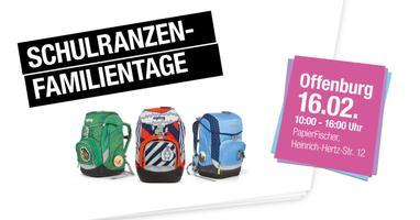 Schulranzen-Familientag Offenburg | Aktion
