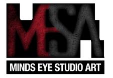 Minds Eye Studio Art Gallery logo
