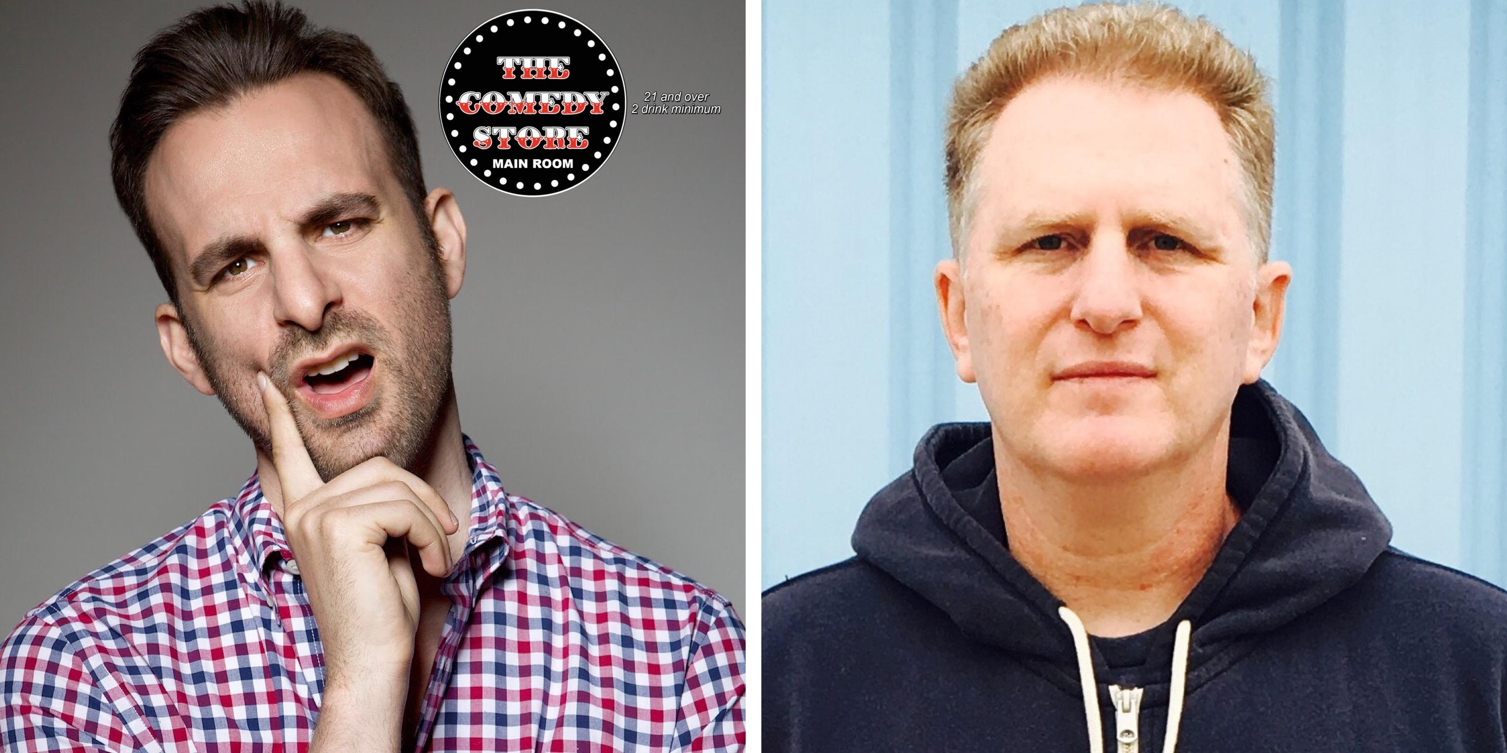 Michael Rapaport, Brian Monarch and Very Special Guests