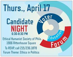Candidate Night: Ethics in Politics