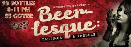 Beer-lesque: Tastings & Tassels (San Diego)