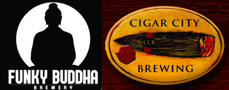 Funky Buddha & Cigar City Beer Dinner at Kapow
