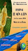 V. edición FESTIVAL EL MÓN A BARCELONA