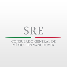 Consulado General de México en Vancouver logo