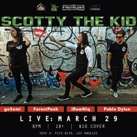 HMJ x Fusicology Present: Scotty The Kid