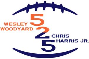 """Wesley Woodyard & Chris Harris Jr. """"Changing Lives One..."""