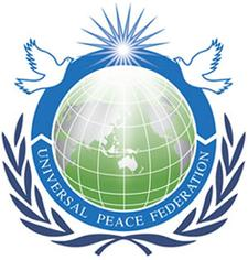 Universal Peace Federation - UK logo