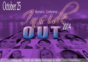 Inside Out 2014 - Women's Conference