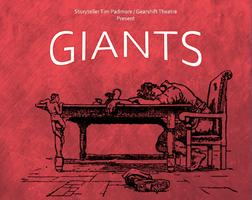 Giants - Storytelling for Adults & Young People