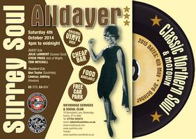 SURREY SOUL ALLDAYER WEYBRIDGE