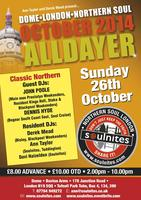 SOULNITES DOME OCTOBER ALLDAYER