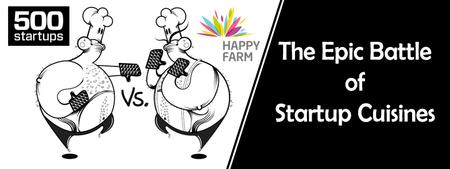 The Epic Battle of Startup Cuisines: Happy Farm vs...