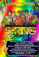 Spring Fling Skate Party (Family and Friends)