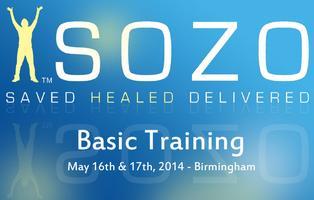Bethel Sozo Basic Training   Birmingham - May 16 & 17