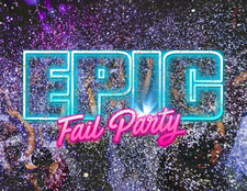Epic Fail Party Berlin  logo