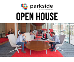 Open House @ Parkside Student Residence Tickets, Thu, 1 Aug