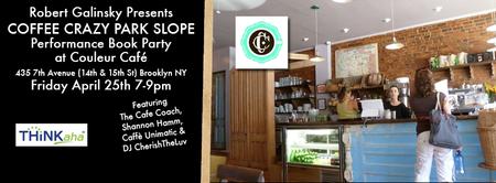 COFFEE CRAZY Park Slope Brooklyn