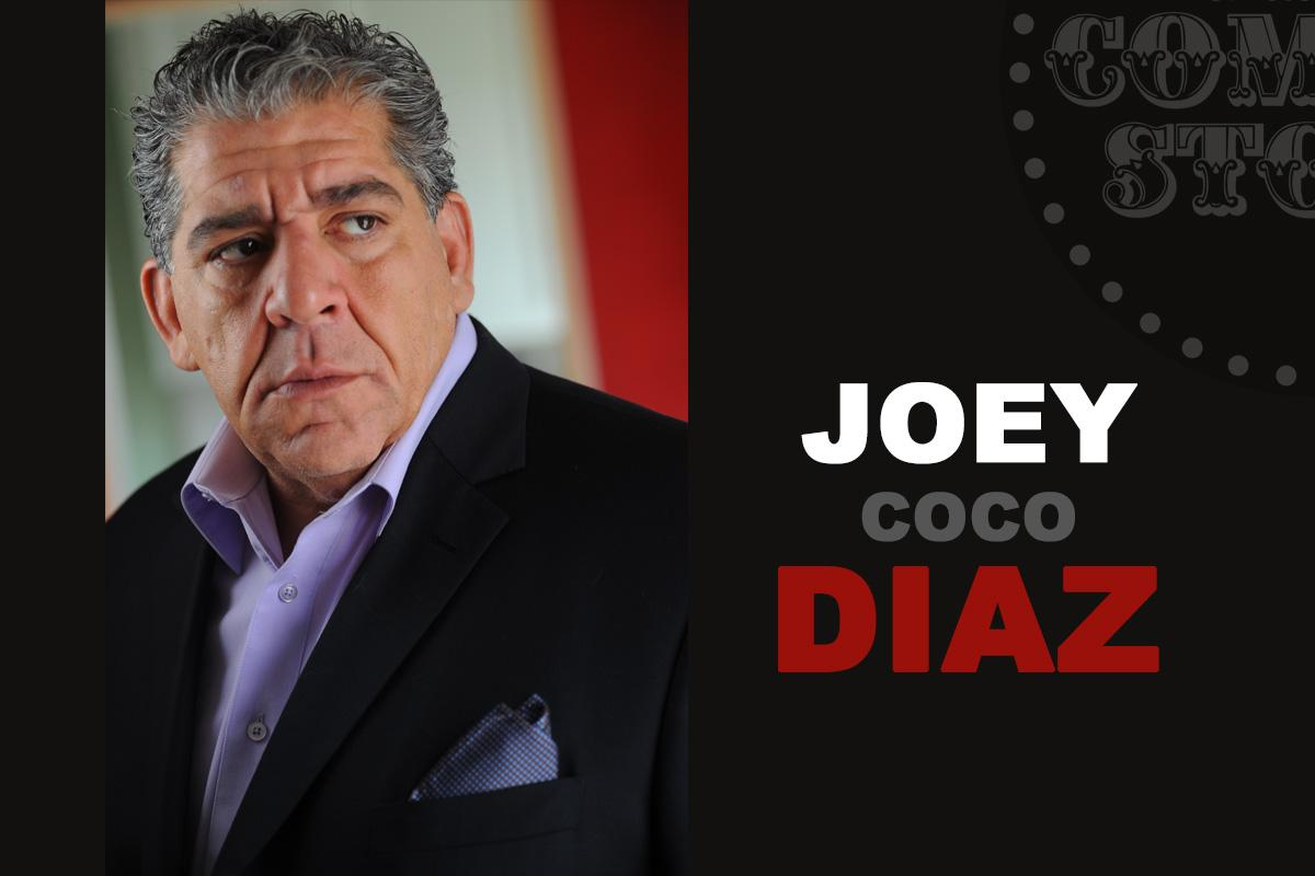 Comedy Rocks with Joey Diaz!