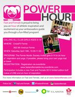 Fernie's Fast & Female Power Hour!