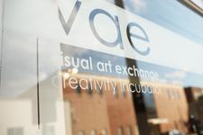 Visual Art Exchange logo