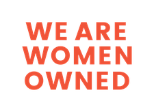We Are Women Owned logo