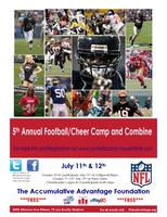 5th Annual Football/Cheer Camp and Combine
