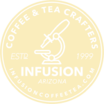 Infusion Coffee + Tea logo