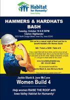 Hammers & Hardhats Bash