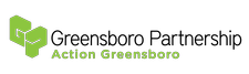 Action Greensboro logo