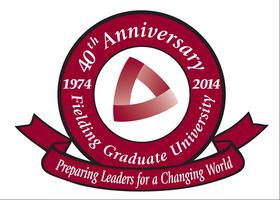 Fielding Graduate University Social Justice Award 2014...