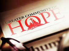 Greater Community of Hope logo