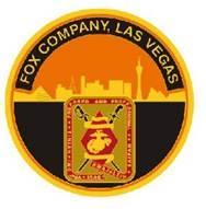 May 18, 2014- Fox Company 2/23 Hiring Fair- Nellis AFB...