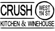Crush Kitchen & Wine House logo