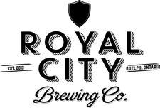 Royal City Brewing Co.  logo