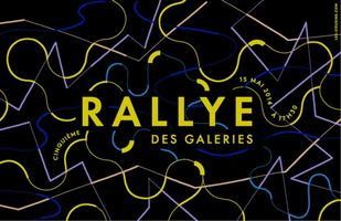 Rallye des galeries ArtsScène Montréal 2014