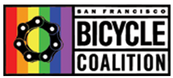 SF Bicycle Coalition Pride Parade Contingent 2014