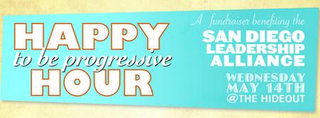 Happy To Be Progressive Hour
