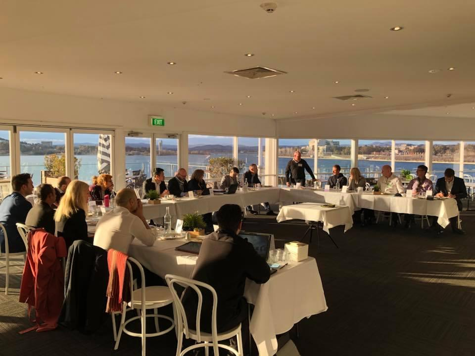 BNI Pinnacle Canberra - Business Network Meeting