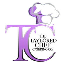 The Taylored Chef Catering Co.  logo