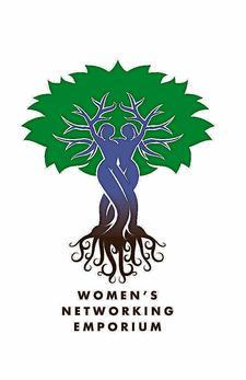 "Womens Networking Emporium ""WNE"" logo"