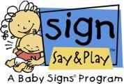 Sign, Say and Play