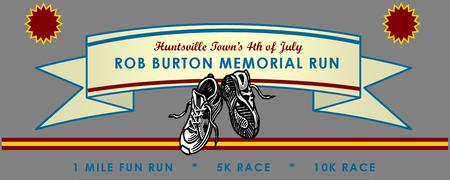 Huntsville 4th of July - Rob Burton Memorial Race