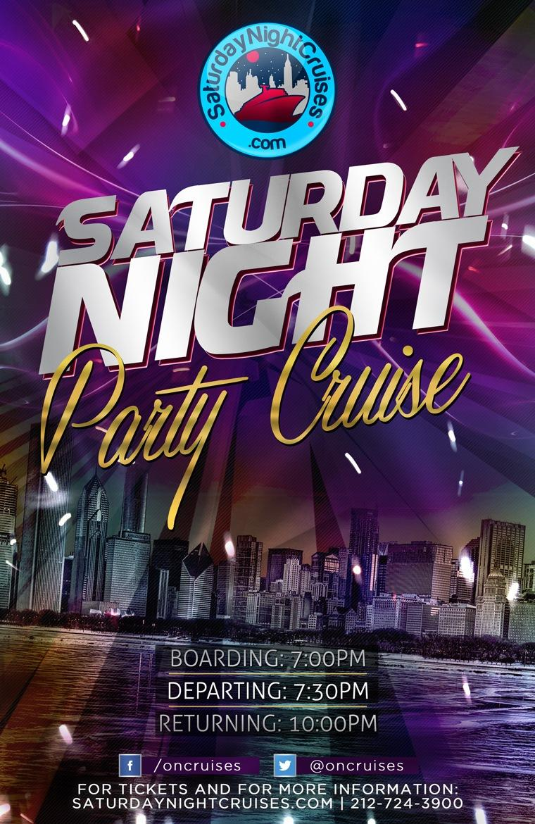 Saturday Night Party Cruise
