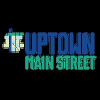 Uptown Main Street logo