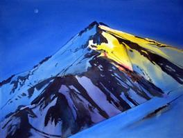 Yupo and Watercolor Workshop with Joe Cibere