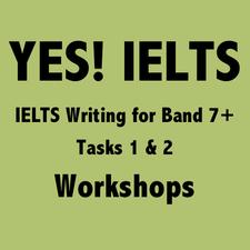YES! IELTS logo